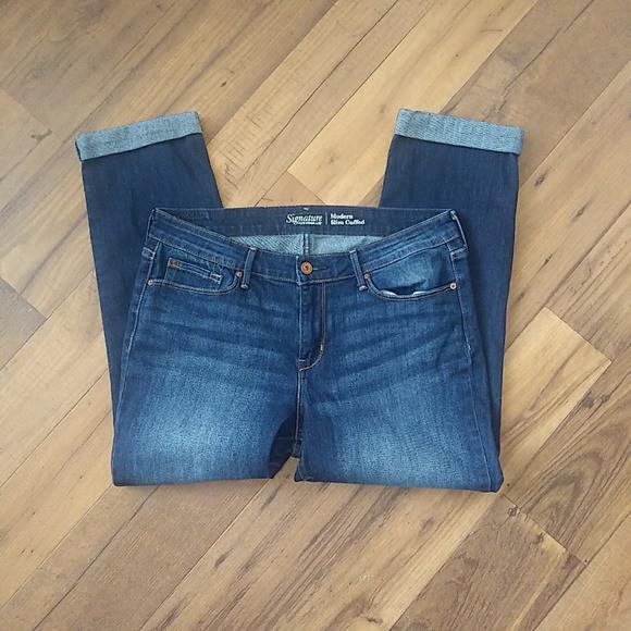 Levi's Denim - Levi Signature Cropped Jeans